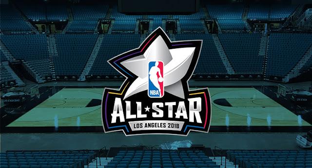 Nuevo logo para el juego de las estrellas 2018