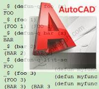 Mengganti perintah / command pada Autocad : Menengah