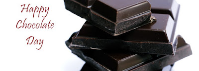 Romantic Happy Chocolate Day Cover Photos Facebook and FB