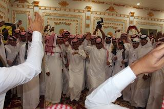 حفل بللحمر كلية الملك عبدالعزيز الحربية