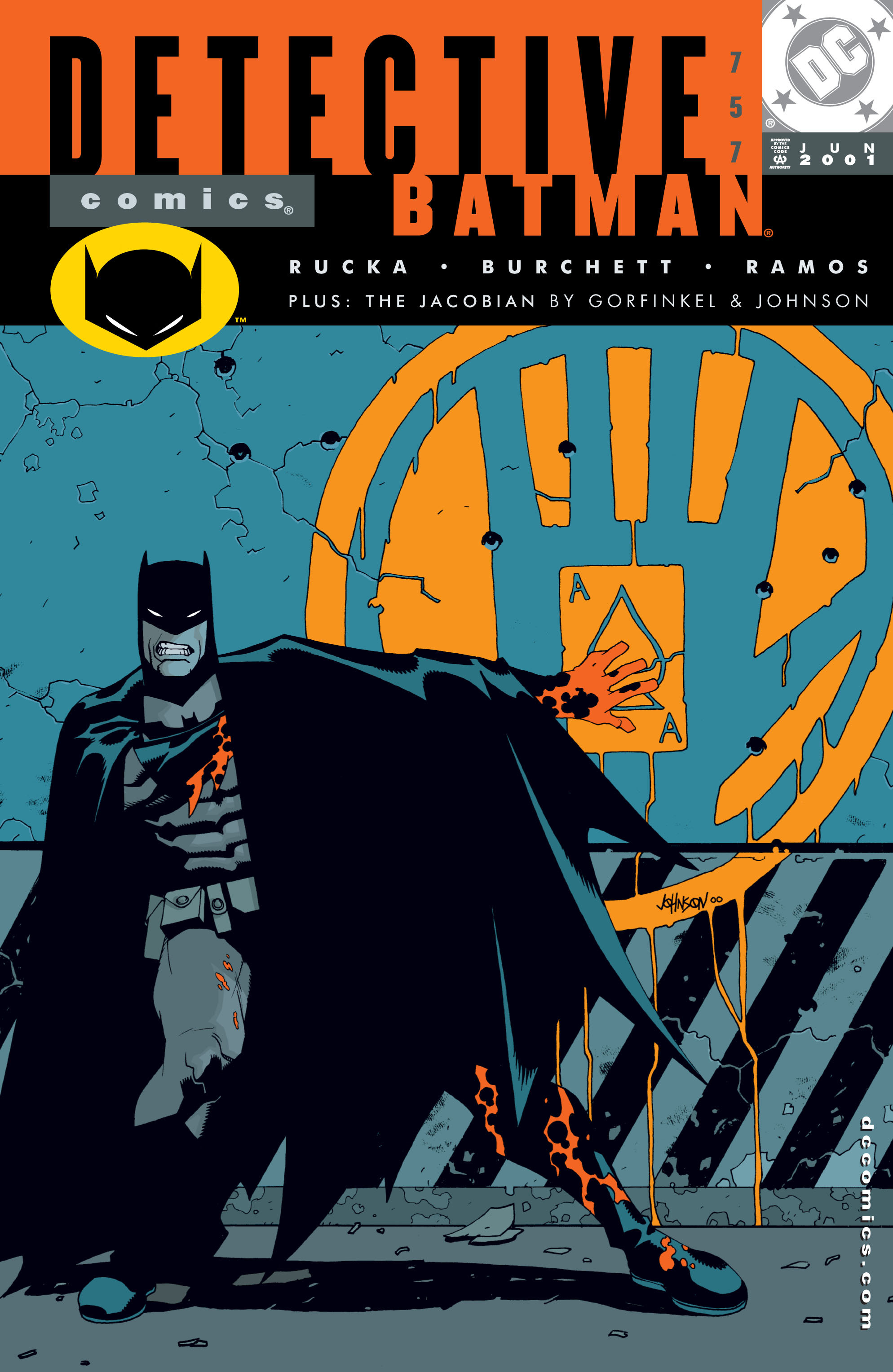 Detective Comics (1937) 757 Page 0