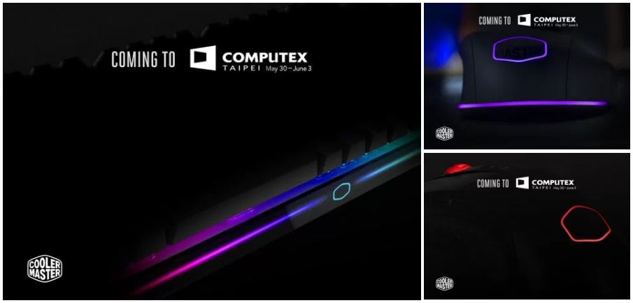 Here's A Sneak Peek On What Cooler Master Have For COMPUTEX 2017! 12