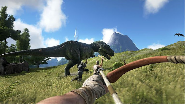 Download Game ARK: Survival Evolved Mod cho Android