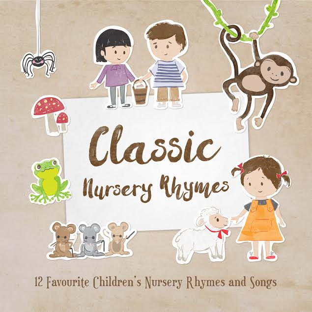 Classic Nursery Rhymes is a fun upbeat album perfect for singing along to.