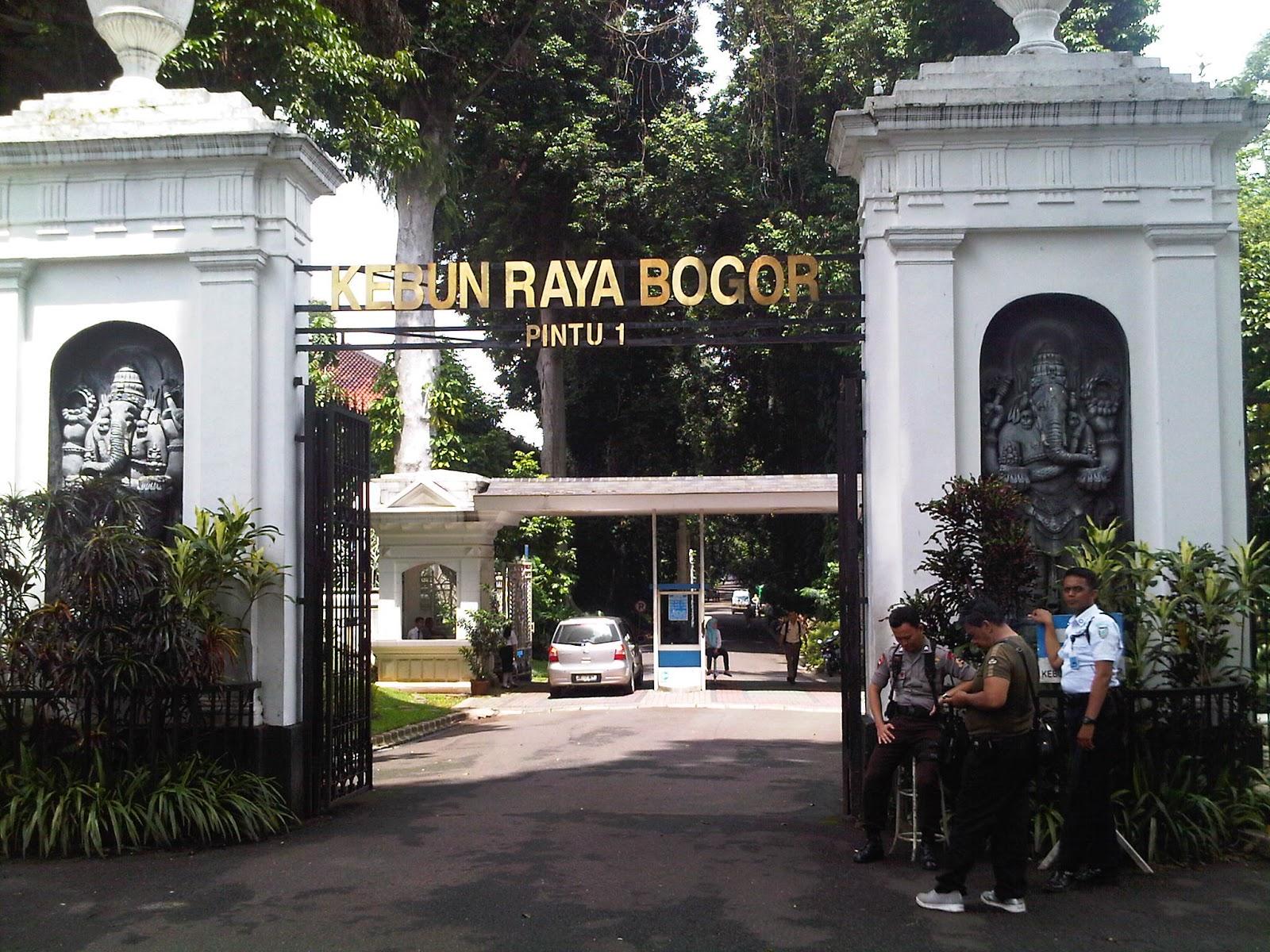 Inilah 7 Tempat Wisata Terbaik di Kota Bogor