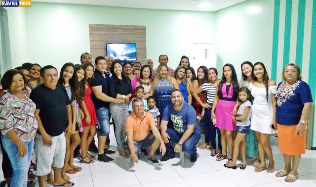 Fotos! Inauguração da nova Clínica de Nutrição & Saúde Isabelle Monteles em Anapurus