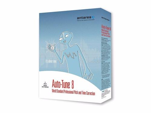 الأنتاج الموسيقي Antares Auto Tune 8 81 1 Vst3 X86 X64