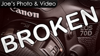 This Is Not The Video I Planned To Make Today – Canon Service Center Broke My Camera