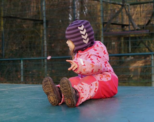 Frühling im Tierpark Gettorf (+ Verlosung). Im Tierpark oder Zoo sind Spielplätze für die Kinder ebenfalls eine Attraktion!