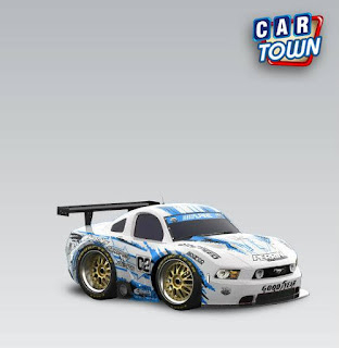 Ford Mustang Race Edition 2012 Cartown Design