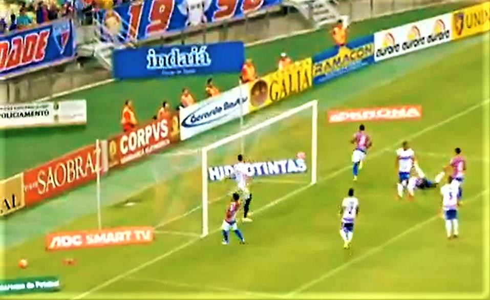 O Fortaleza de Rogério Ceni abriu o placar aos 24 minutos do primeiro  tempo. Ederson cruzou para a grande área e encontrou Tinga próximo do gol. e74d3c5e09