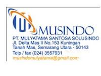 Lowongan Administrasi di PT. Mulyatama Santosa Solusindo - Semarang