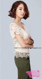 rambut wanita korea