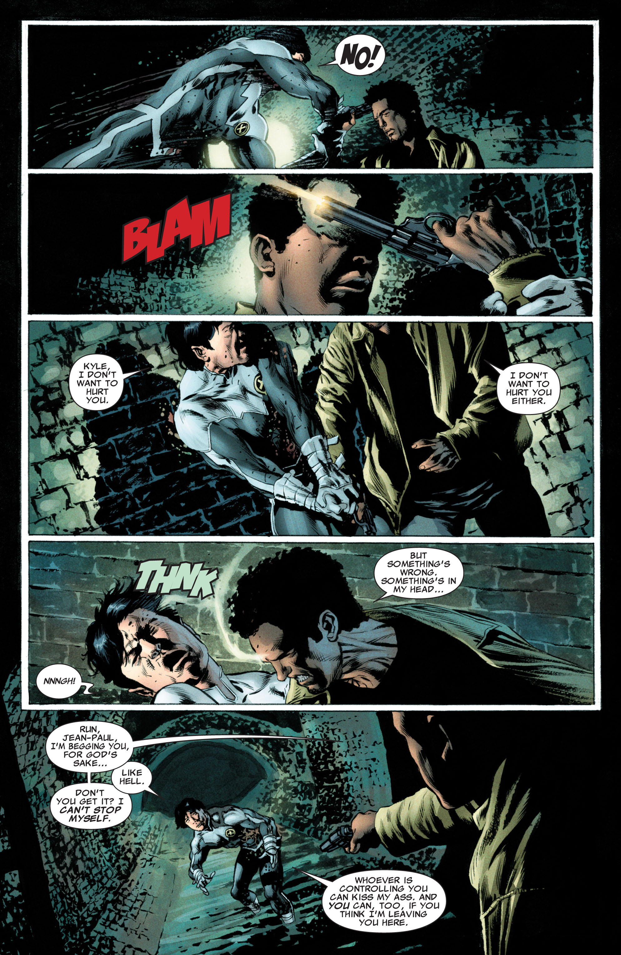 Read online Astonishing X-Men (2004) comic -  Issue #51 - 7