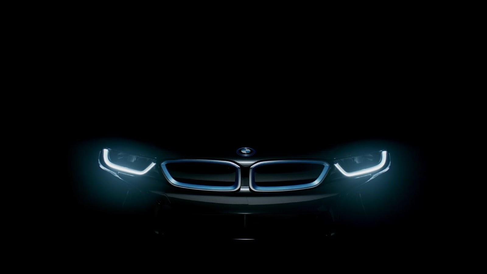 Otomotif Bmw I8 Sport And Futuristic