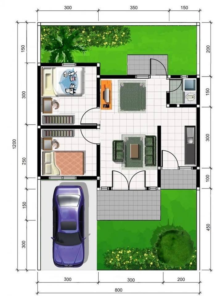 Concept Biaya Pembangunan Rumah Ukuran 10x15, Paling Update!