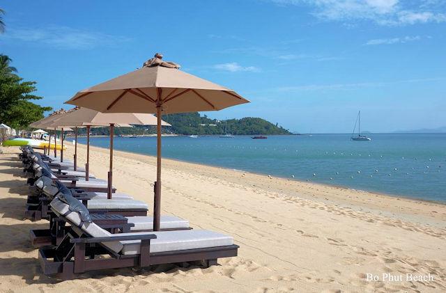 Bophut Beach Koh Samui