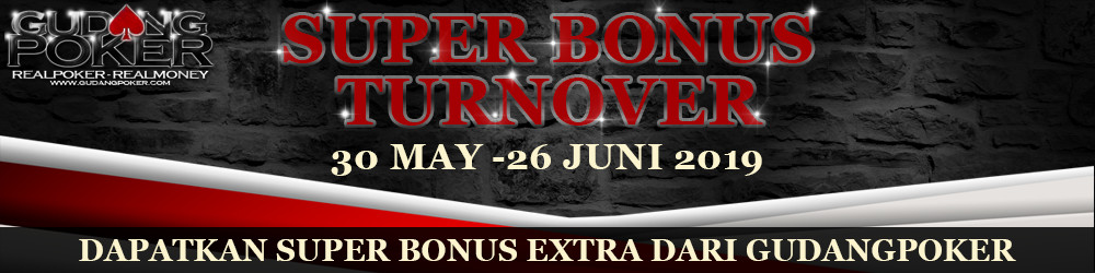Event Super Bonus Turnover 2019