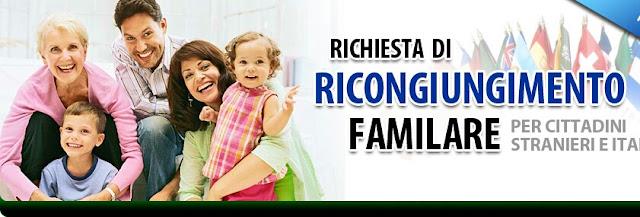 التجمع العائلي في إيطاليا ،كل مايجب معرفته إذا رفض طلبك
