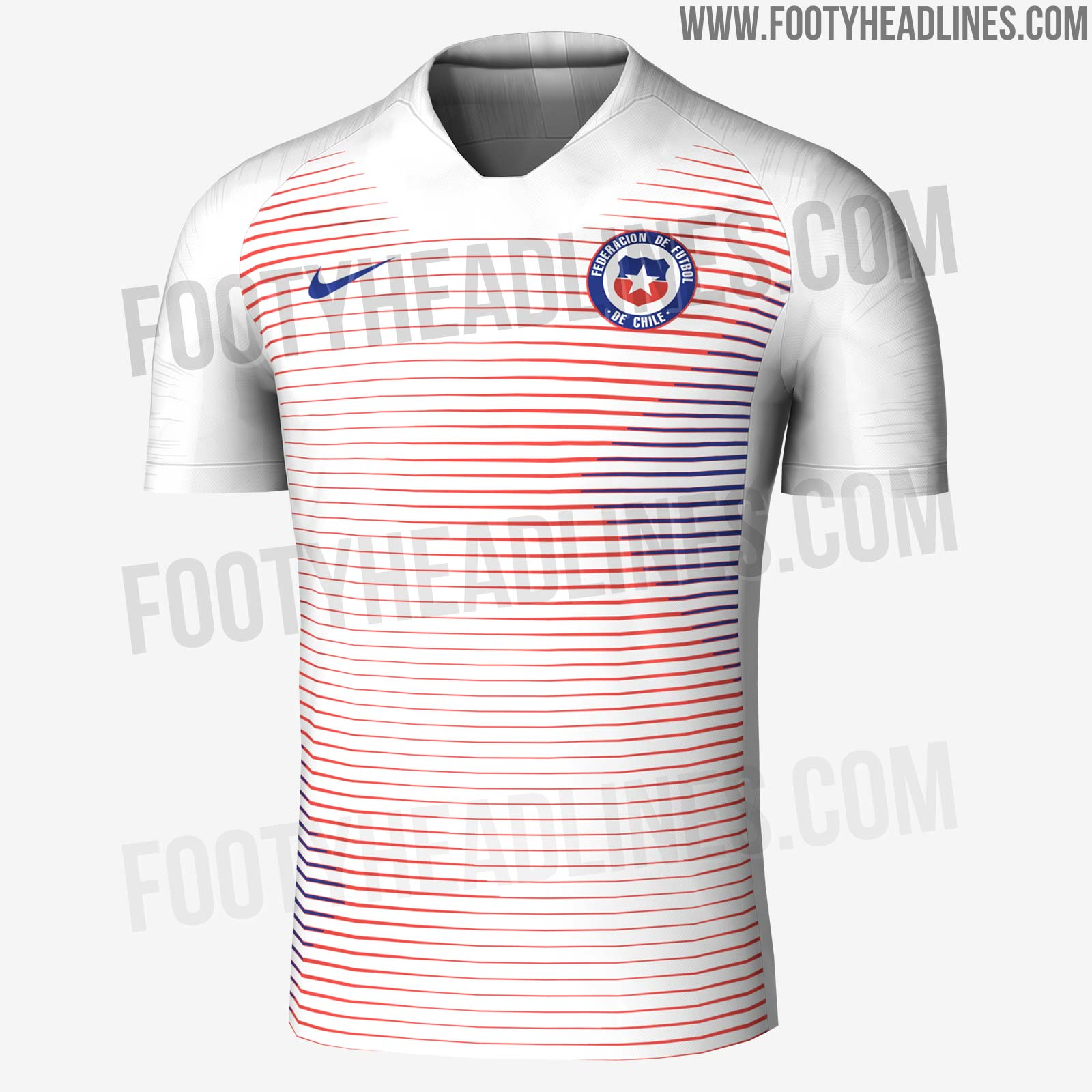 Chile World Cup 2018 Jersey