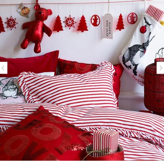 Christmas Ideas For A Shared Room: 32 Decoraciones De Navidad Para Tu Dormitorio