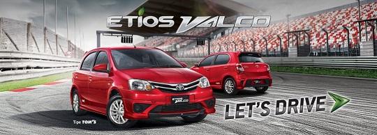Spesifikasi Toyota Etios Valco 2017