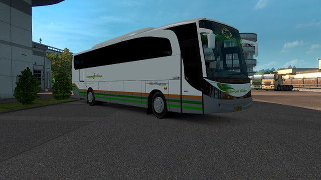 Marcopolo AP Series MBOH 1626, Kuler & Rombak Jahat By Rindray