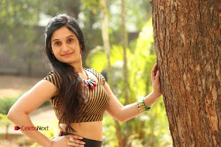 Telugu Actress Priyanka Pallavi Stills at Nenostha Release Press Meet  0262.JPG