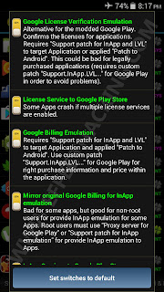 Cara Ampuh Hack Game Android dengan lucky patcher