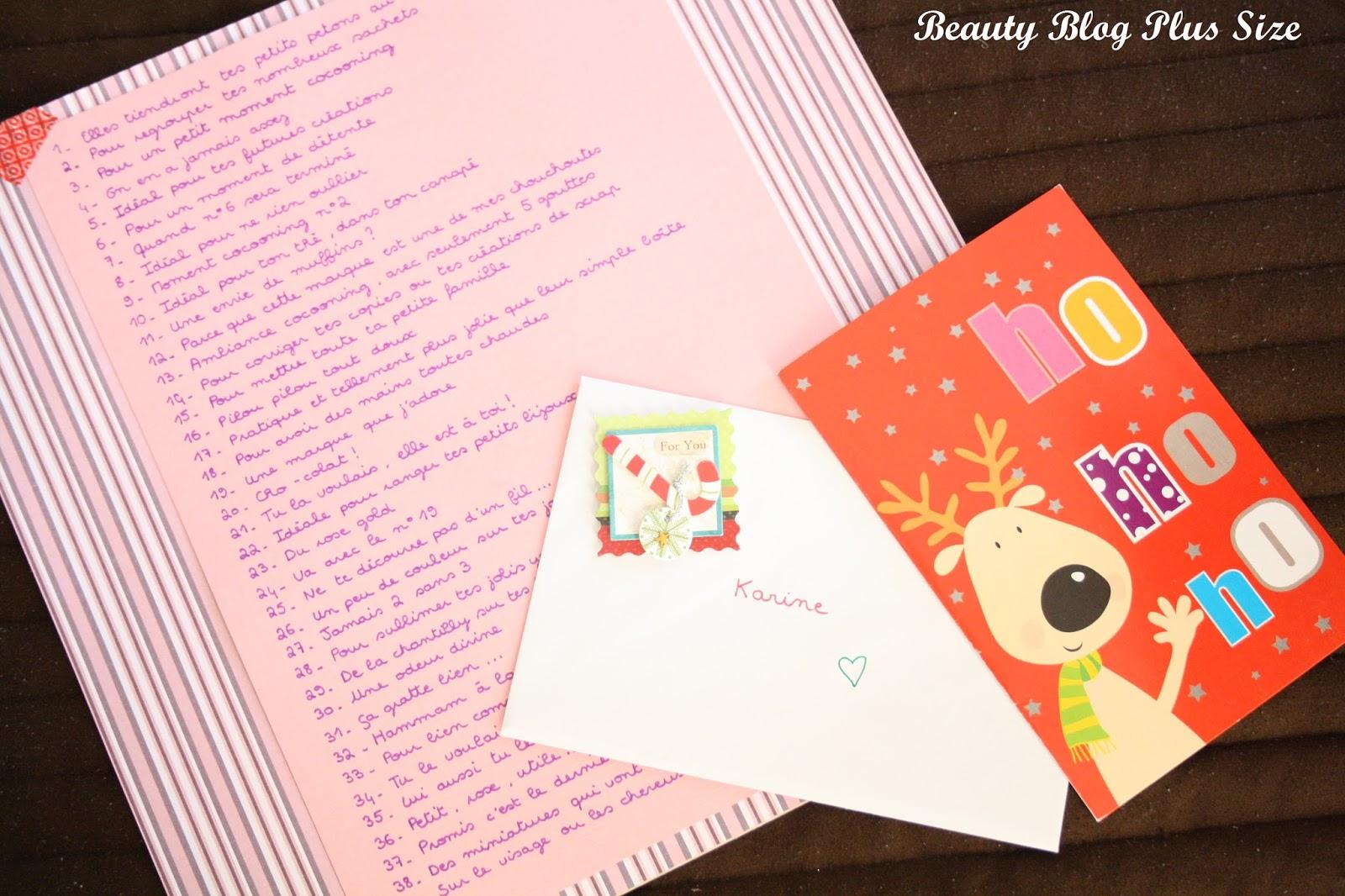 Wonderful Beauty Blog Plus Size : SWAP de Noël avec BBpulpeuse [dernier SWAP] HP33