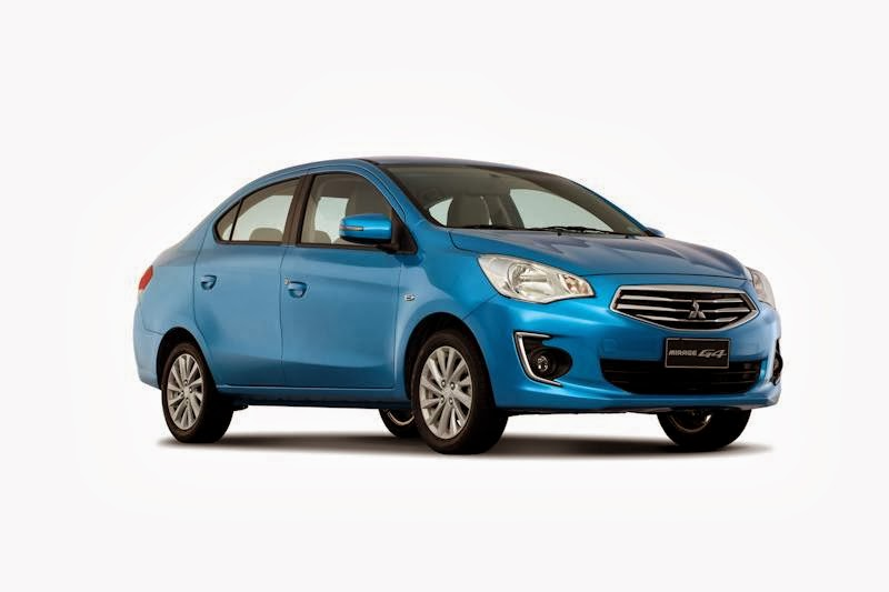 Mitsubishi motors philippines unveils all new mirage g4 w Mitsubishi motors philippines