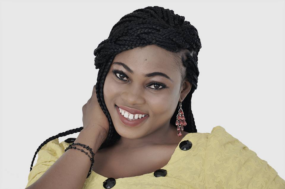 Joyce Blessing Is In A Comfortable State To Break The