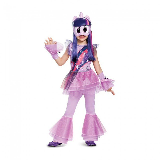 My Little Pony Movie Disguise Costume Deluxe