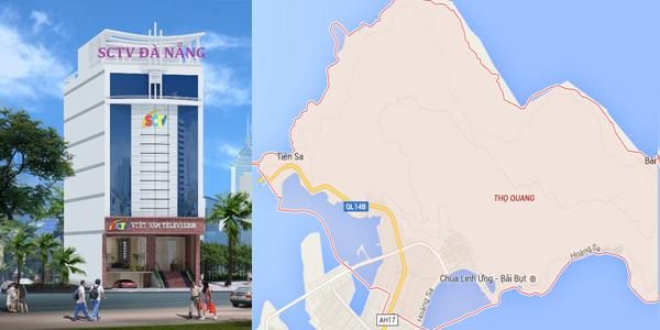 Truyền hình cáp SCTV tại phường Thọ Quang, quận Sơn Trà, Đà Nẵng