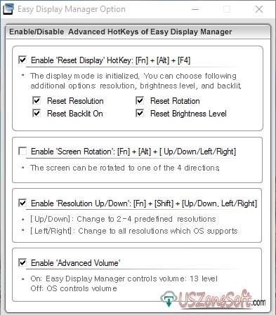 USZoneSoft: Desktop Tools