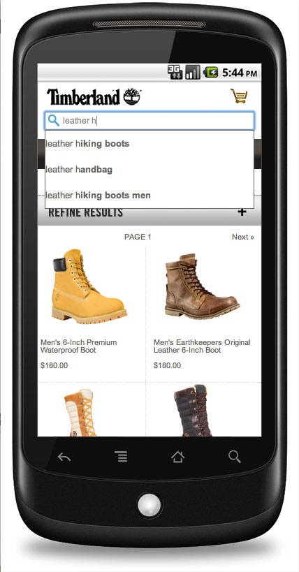 Building an amazing mobile shopping experience with Google