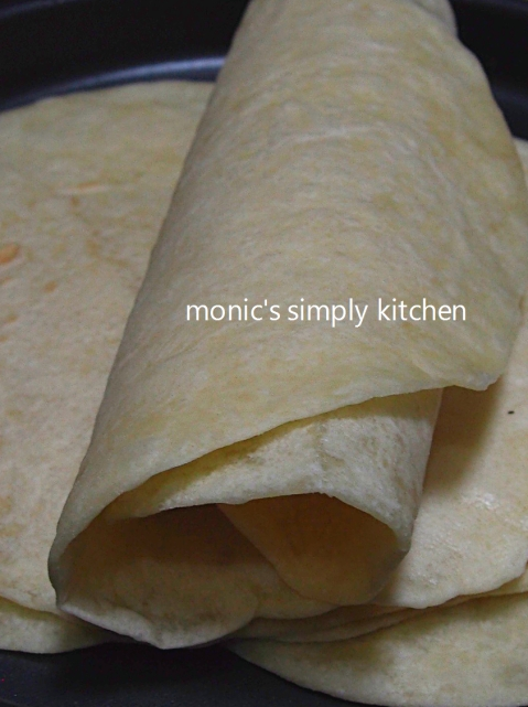 best flour tortillas homemade