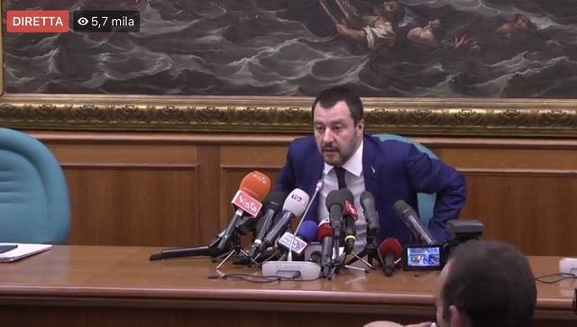 Η Ιταλία κατήγγειλε το «σύμφωνο μετανάστευσης» του ΟΗΕ - Σαλβίνι: «Δεν υπογράφουμε την αυτοκτονία της χώρας μας»
