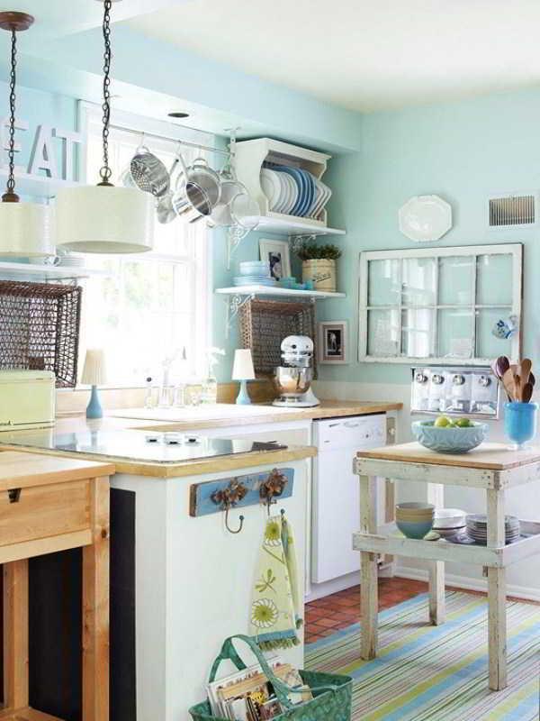 Contoh Dapur Sederhana Irit Biaya