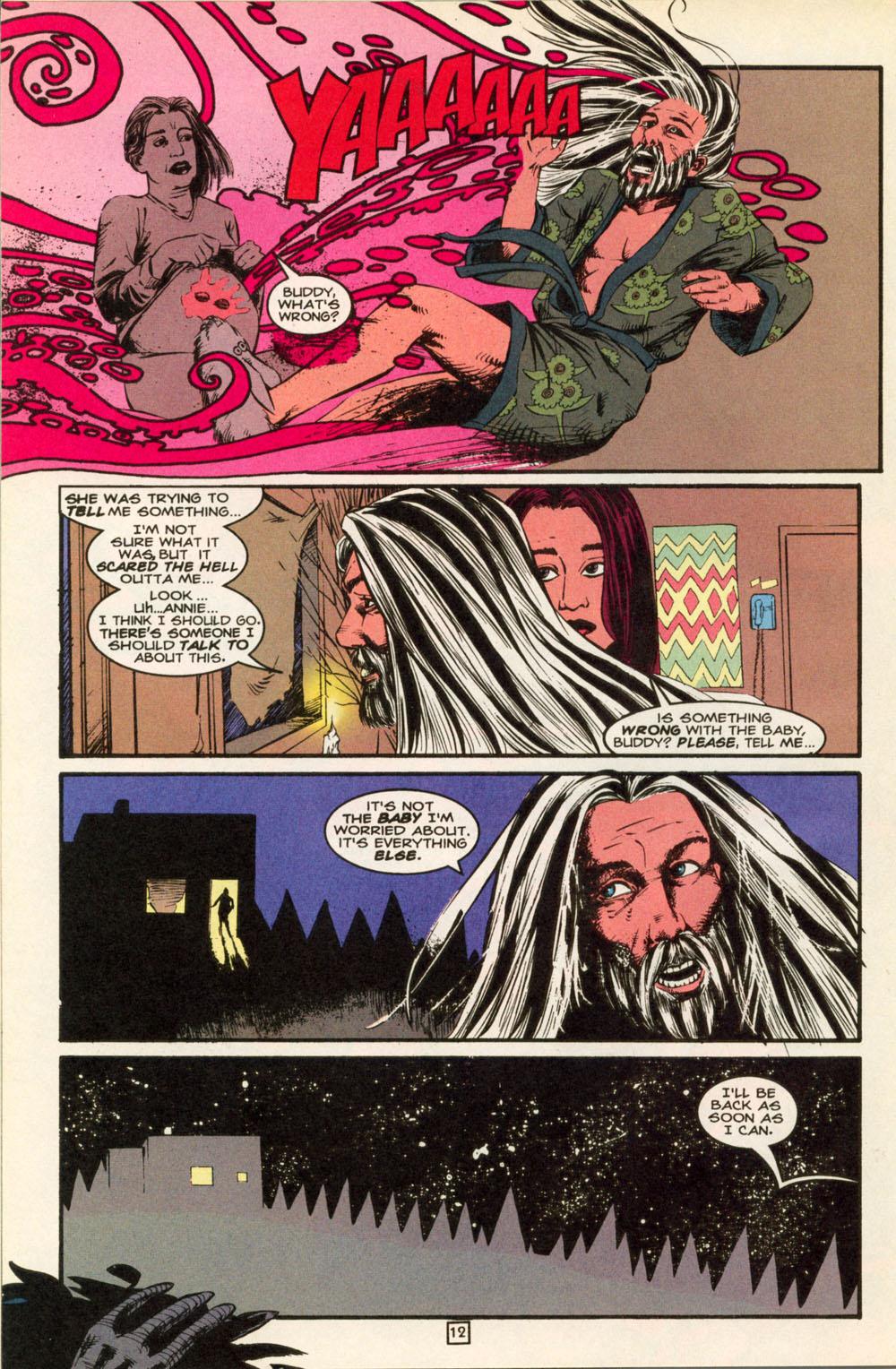 Read online Animal Man (1988) comic -  Issue #88 - 12