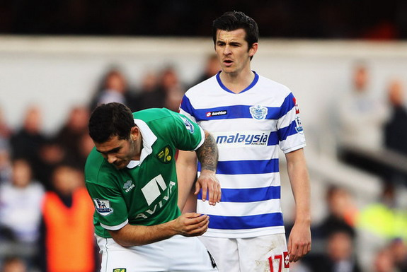 Joey Barton has never been far away from controversies in British football