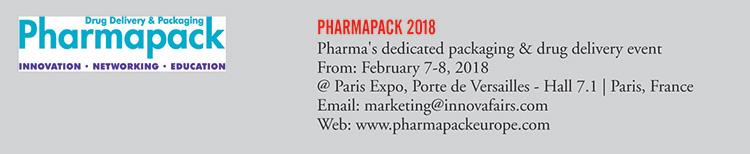 Pharma Pack Europe 2018