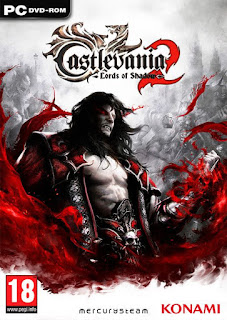 Capa do Game Castlevania: Lords of Shadow 2