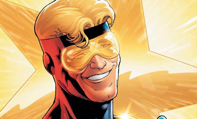 12 Fakta Booster Gold, Superhero DC Comics dari Abad 25