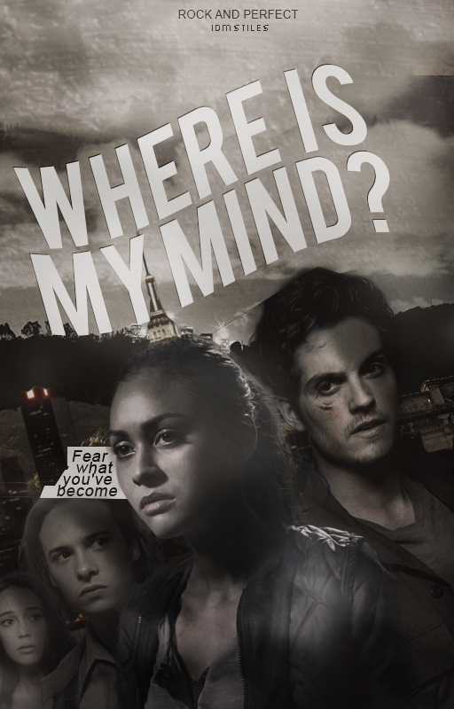 CF | Where is my Mind? (Rock and Perfect)