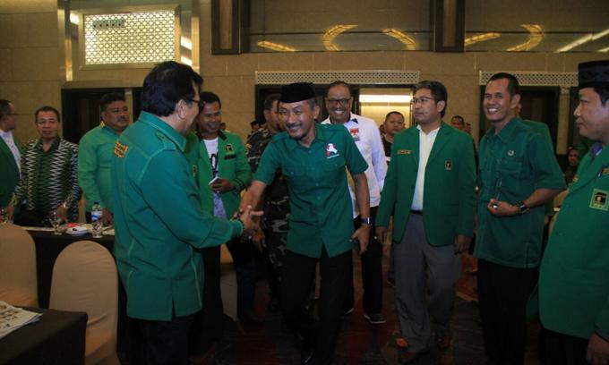 Kandidat Lain Masih Berebut Parpol, PPP Makin Mantap Menangkan IYL-Cakka