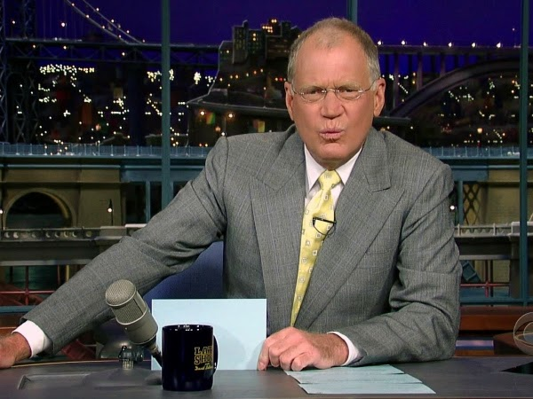 The First Ultimate David Letterman Article