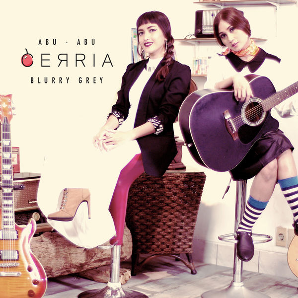 Cerria - Blurry Grey