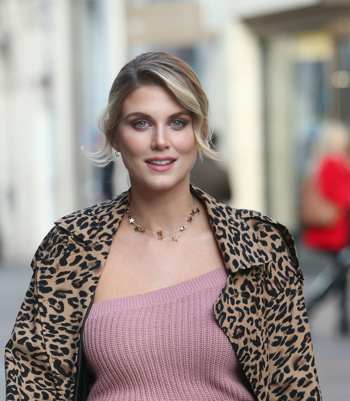 Ashley James Instagram: Made In Chelsea star lets boobs