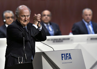 Sepp Blatter Current Affairs 30 May 2015